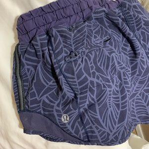 Botanical Print Hotty Hot Shorts